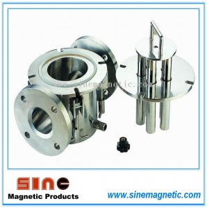 Magnetysk Filter Equipment