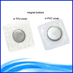 Waterproof Magnetik Button